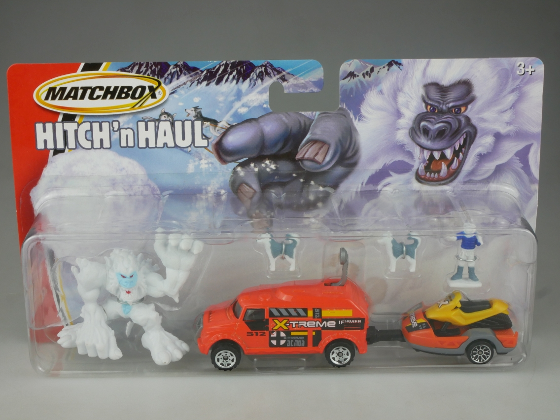 Hitch'n Haul Snow Attack - 13871