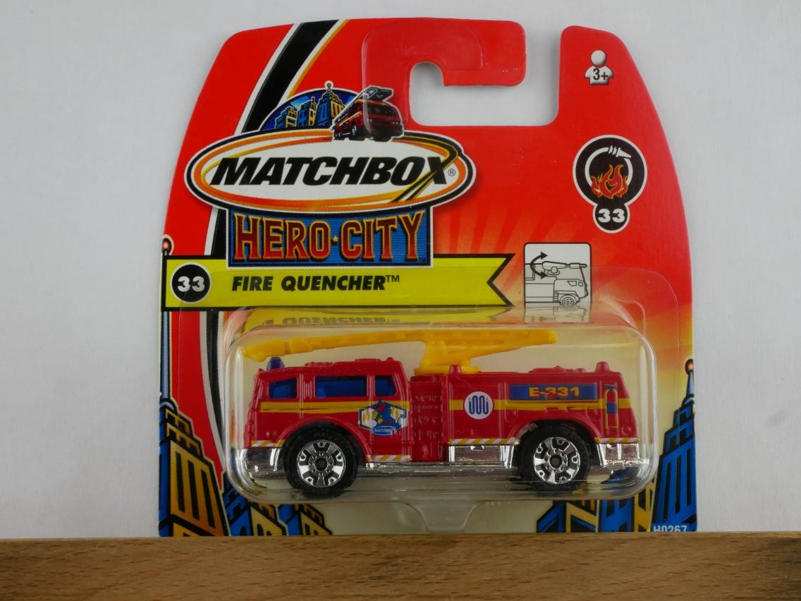 Boom Fire Truck Feuerwehr - 13884