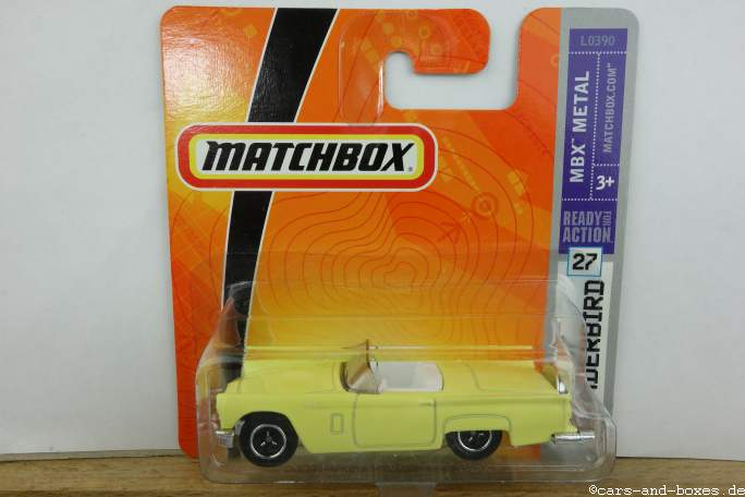 1957 Ford Thunderbird - 14024