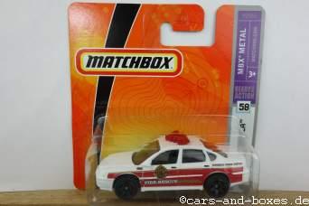 Chevrolet Chevy Impala Fire Rescue - 14050