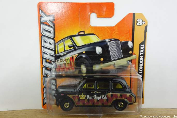 Austin FX4 London Taxi - 14084