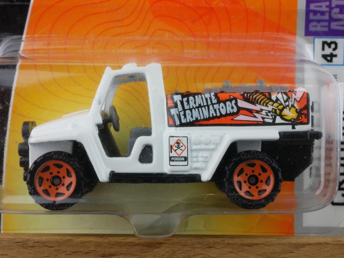 Foam Fire Truck / Critter Cruncher - 14108