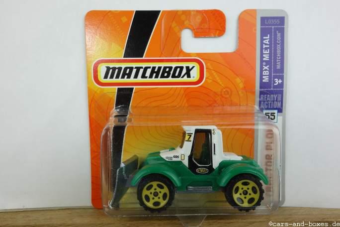 Tractor Plow Lil' Mule - 14111
