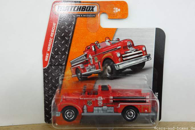 Seagrave Fire Engine (Classic) - 14134