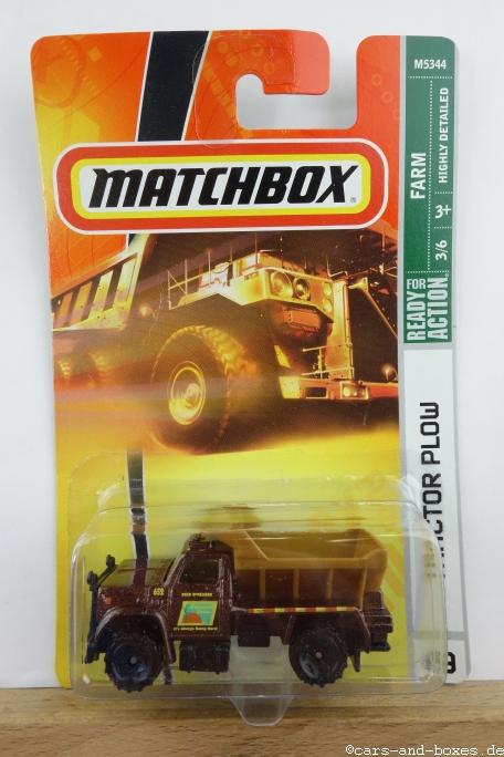 Highway Maintenance Truck Snow Plow - 14243