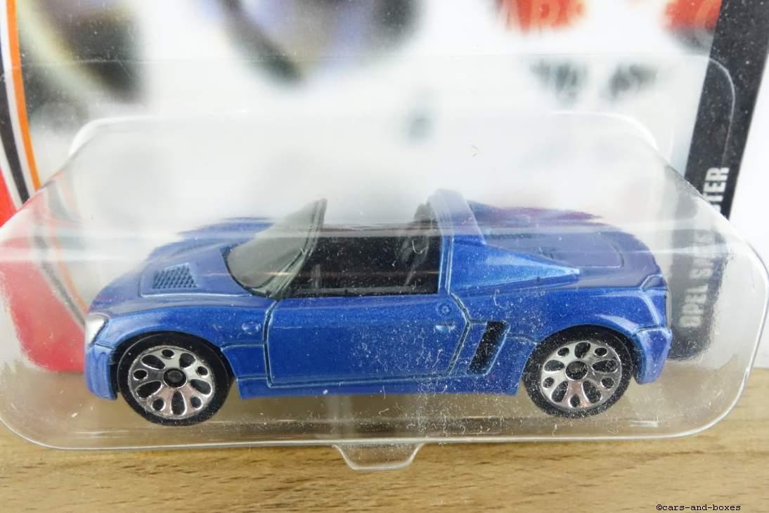 Opel Speedster - 14506