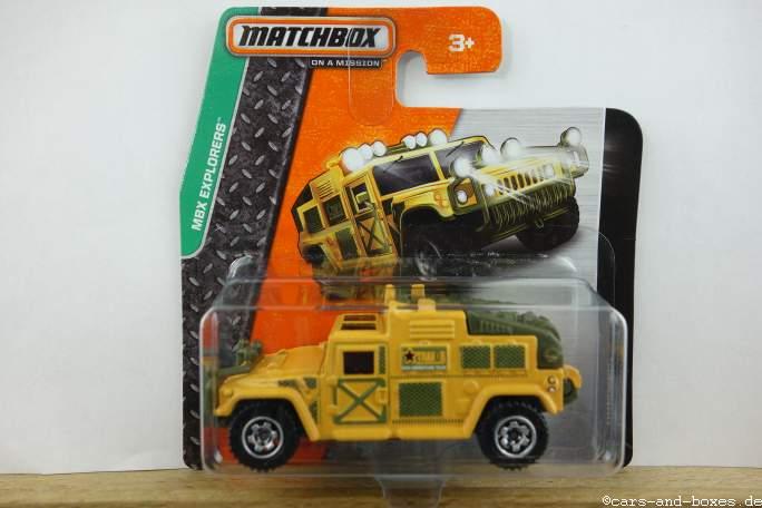 Hummer w/Ramp - 14524