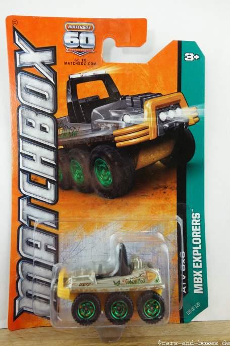 ATV 6x6 - 14550
