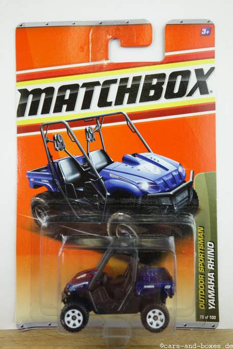 Yamaha Rhino - 14588