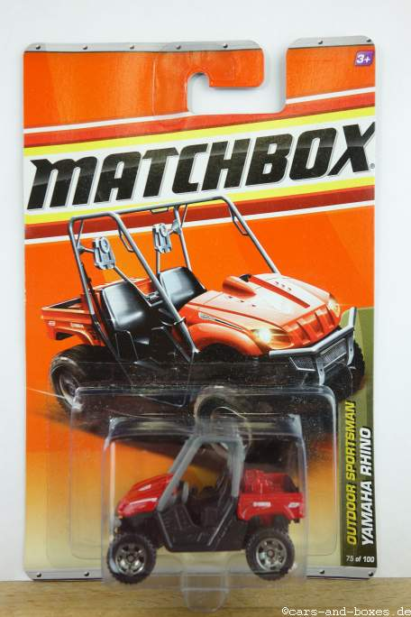 Yamaha Rhino - 14592