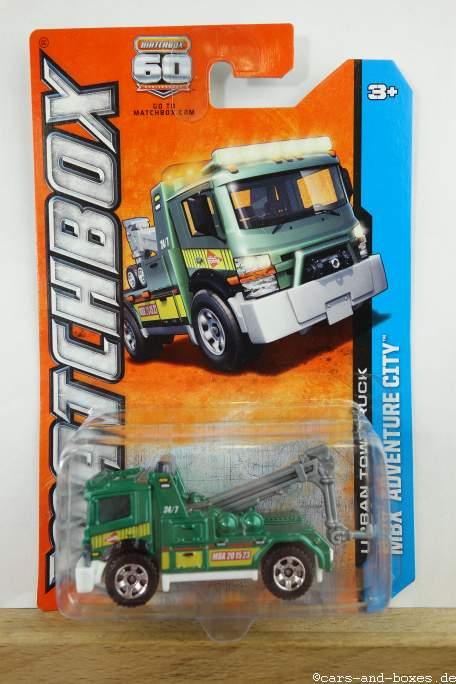 Urban Tow Truck - 14628