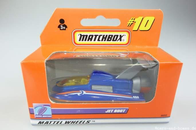 Jet Boot - 14745