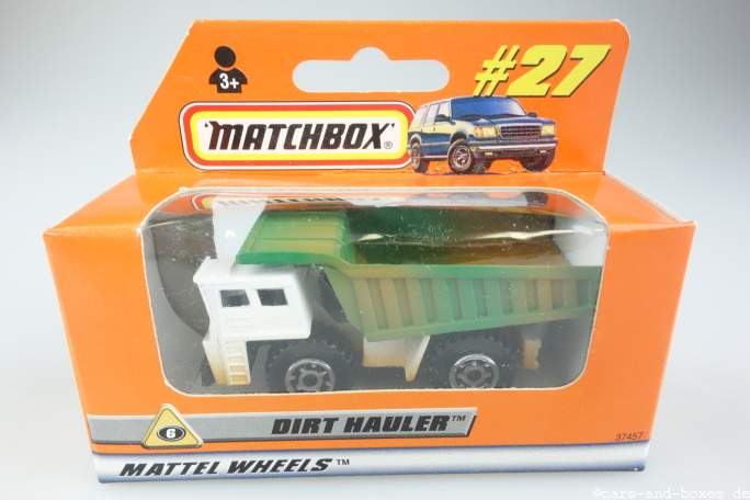 Faun Dump Truck / Dirt Hauler / Earth Mover - 14771