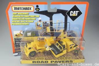 Caterpillar Set Road Pavers - 14866