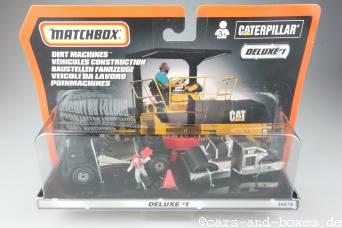 Caterpillar Set Dirt Machines Deluxe #1 - 14867