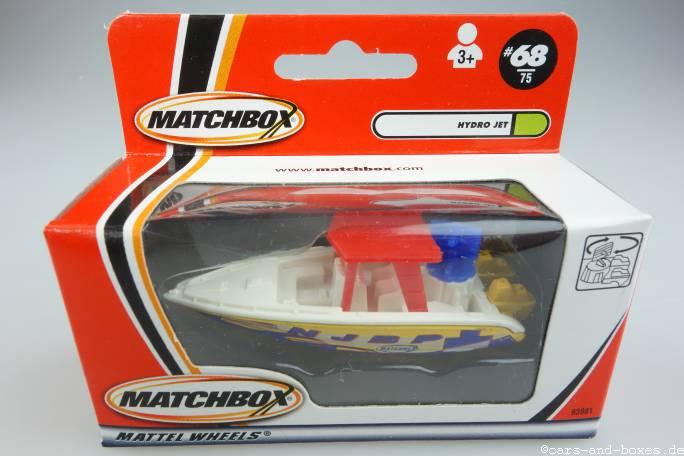 Speedboat - 14976