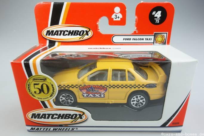 Ford Falcon Taxi - 15015