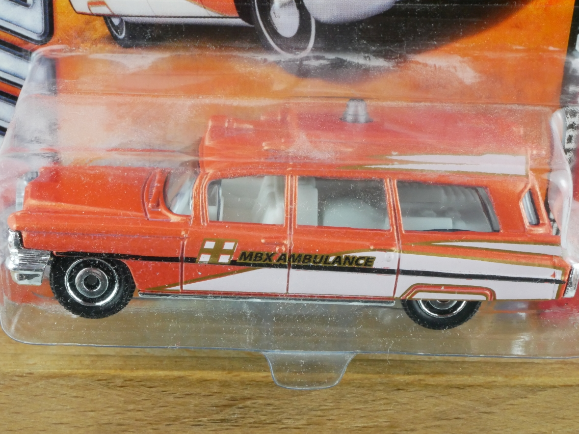 1963 Cadillac Ambulance - 15049