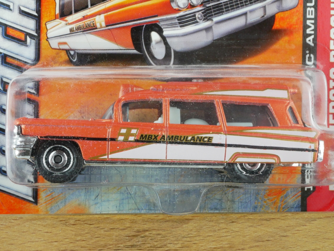 '63 Cadillac Ambulance - 15049