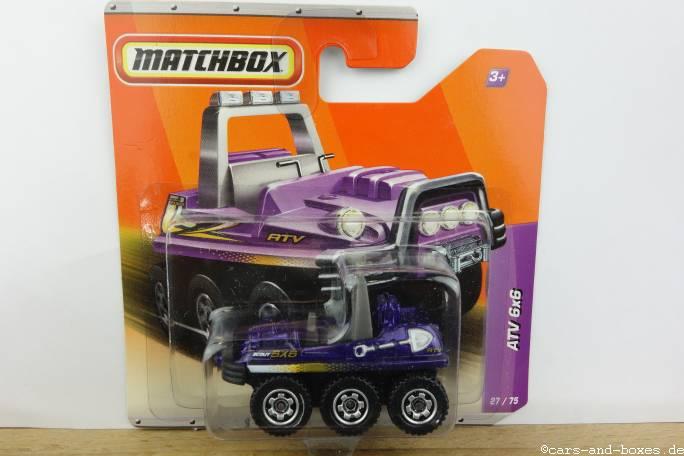 ATV 6x6 - 15072