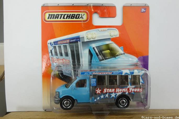 GMC Bus - 15093