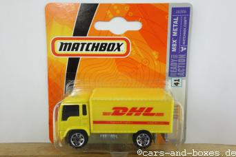 Delivery Truck DHL - 15208