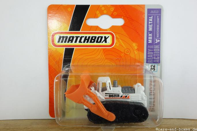 Bulldozer 601 MBX - 15217