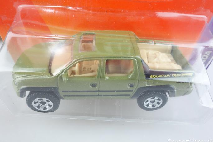 Honda Ridgeline - 15238
