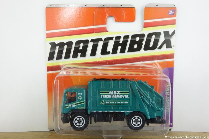 Trash King / Garbage Truck - 15239