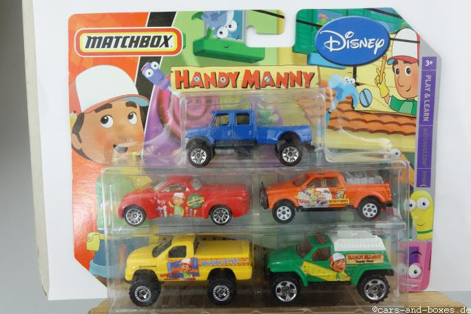 Disney Handy Manny 2008 5-Pack - 15277