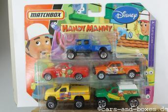 Disney Handy Manny 2008 5-Pack - 15277