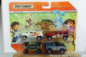 Nickelodeon Movie Mix 2009 5-Pack - 15284