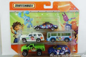 Nickelodeon Movie Mix 2009 5-Pack - 15285