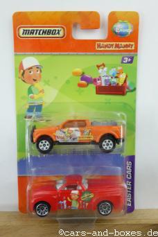 Disney Handy Manny Easter Cars 2-Pack - 15300