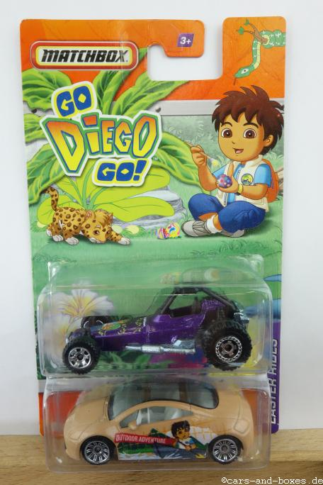 Nickelodeon Go Diego go! Easter Rides 2-Pack - 15301