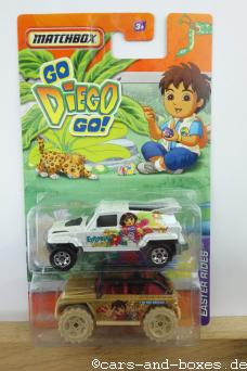 Nickelodeon Go Diego go! Easter Rides 2-Pack - 15302