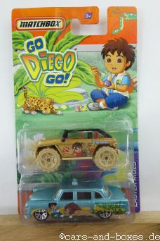 Nickelodeon Go Diego go! Easter Rides 2-Pack - 15303