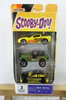 Scooby-Doo! 2007 3-Pack - 15311