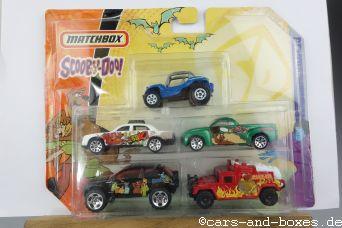Scooby-Doo! 2007 5-Pack - 15314