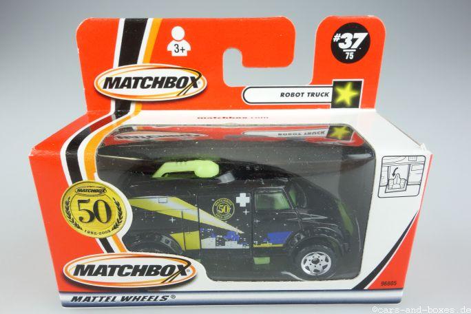 Robot Truck - 15384
