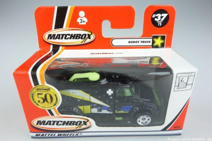 Robot Truck - 15385