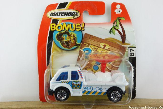 Radar Truck Police - 15412