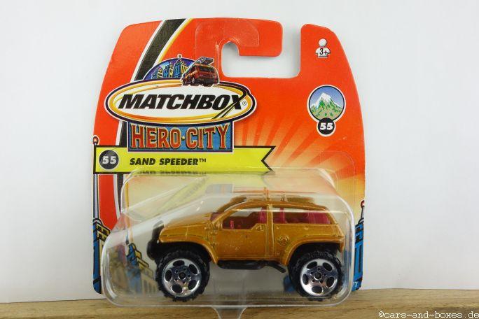 4x4 Buggy - auf Sand Speeder-Karte - 15415