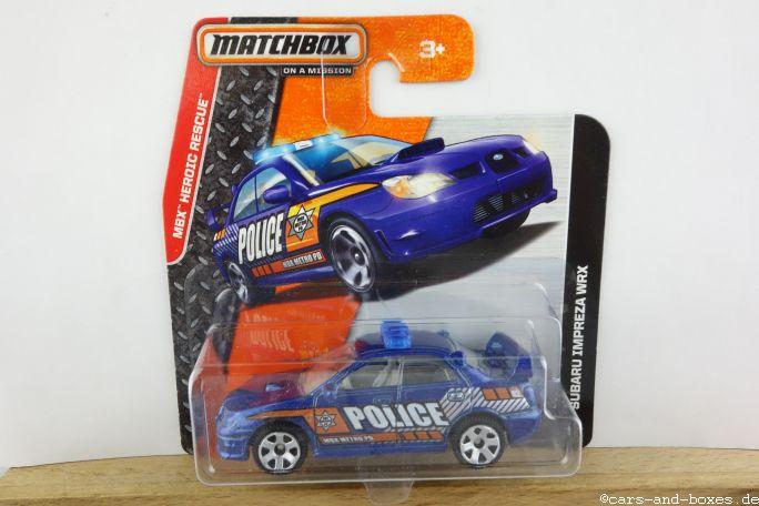 Subaru Impreza Police - 15497
