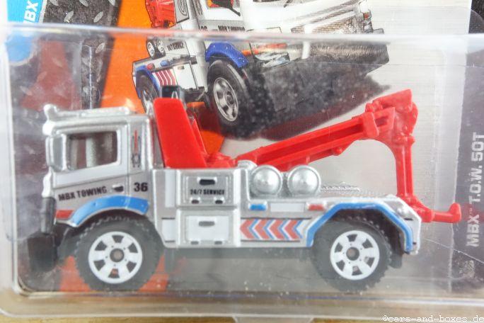 Urban Tow Truck - 15501