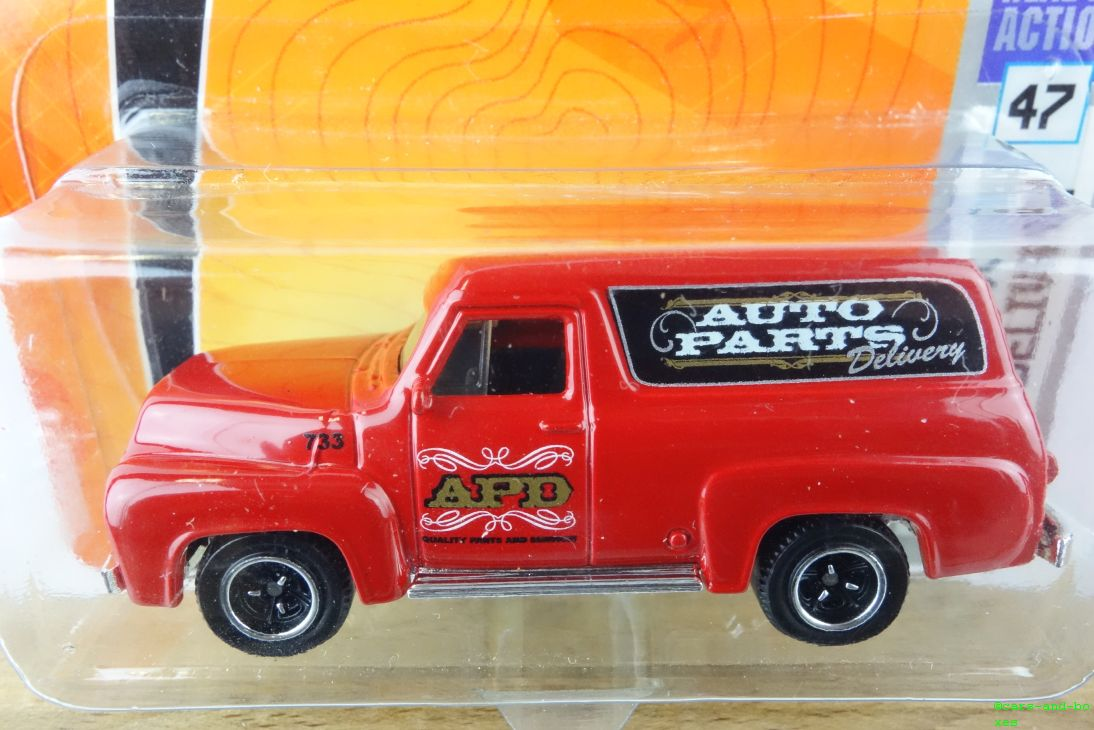 Ford F-100 Panel Delivery Van 1955 - 15610