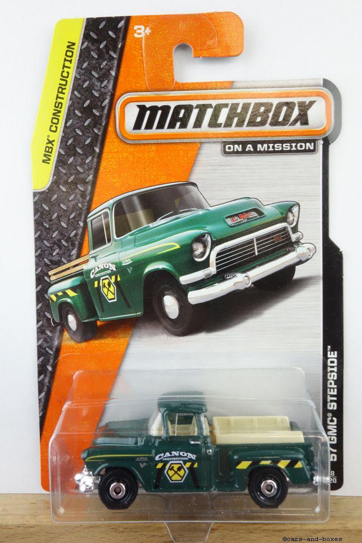 1957 GMC Stepside Pick-Up - 15729