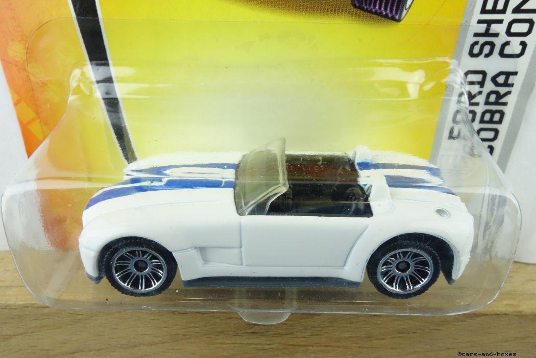Ford Shelby Cobra Concept - 15770