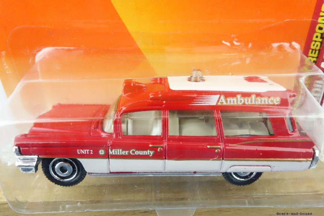 1963 Cadillac Ambulance - 15803