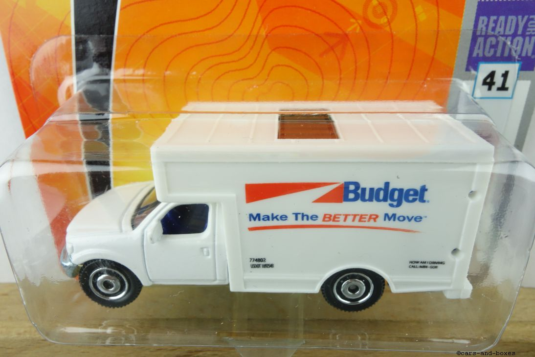MBX Mover / Moving Truck - 15936
